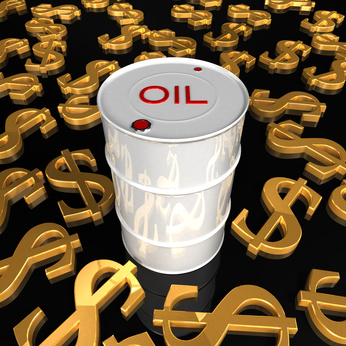High Price of Oil barrel - 3d