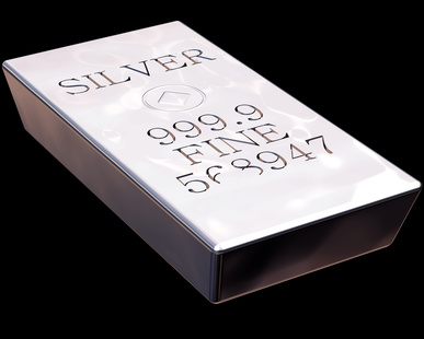 Bar of Silver