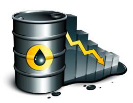oil fall barrel